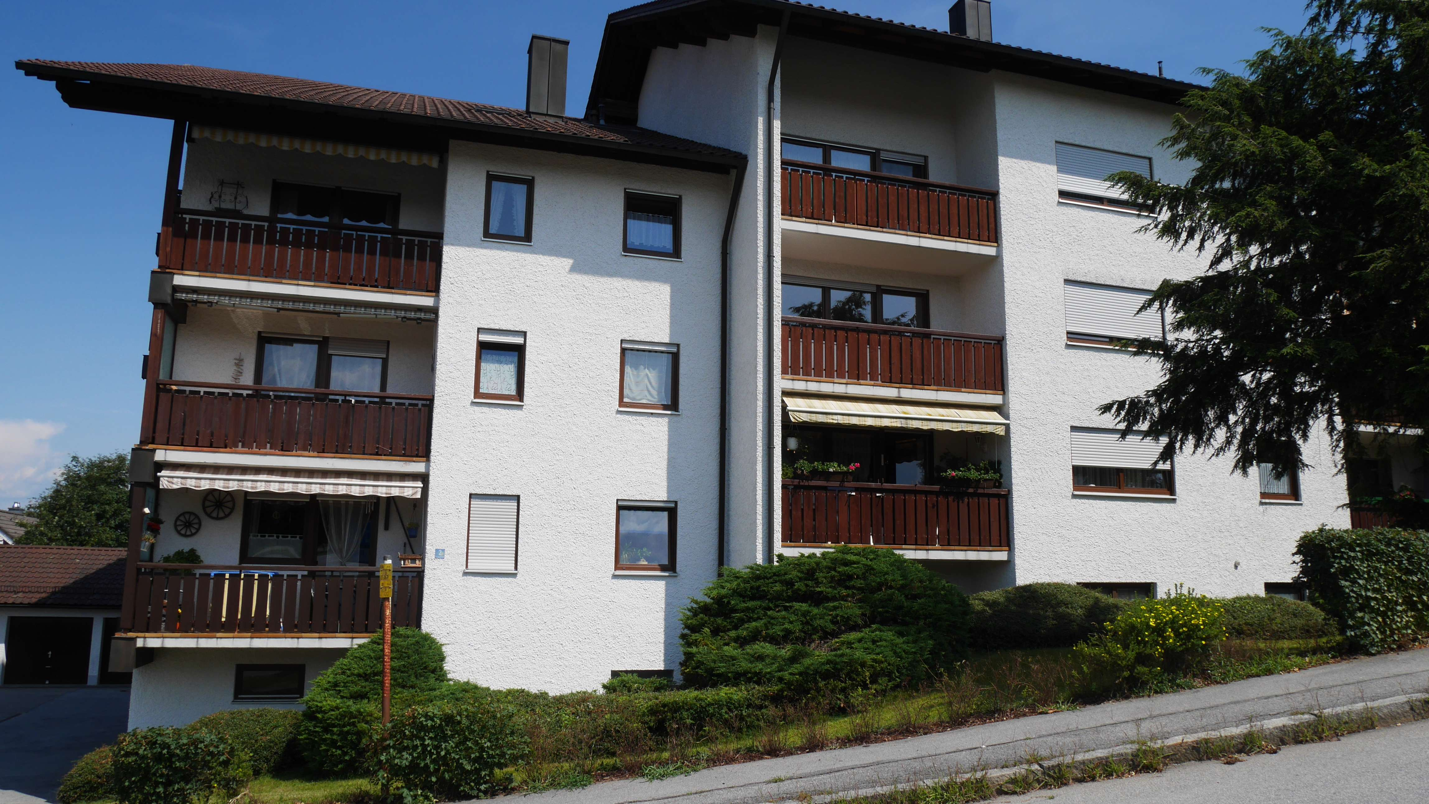 Renovierte 3-Zimmer-Wohnung in Passau-Grubweg