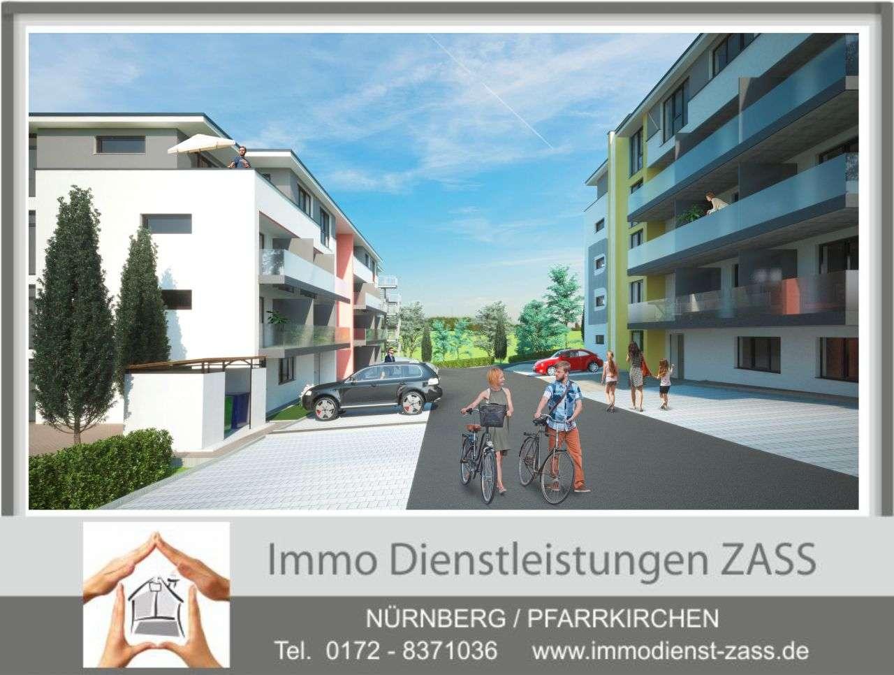 Barrierefreies, möbliertes 1-Zi. Apartment / (auch für Pärchen geeignet) in Pfarrkirchen