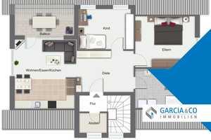 3 Zimmer Wohnung in Olpe (Kreis)