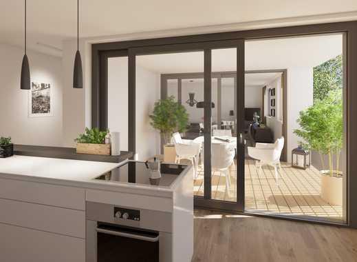 +++VERKAUFSSTART+++ Helle 4-Zimmerwohnung mit Parkett und Balkon in der Neustadt!