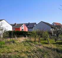 Sonniger Bauplatz für Stadtvilla oder
