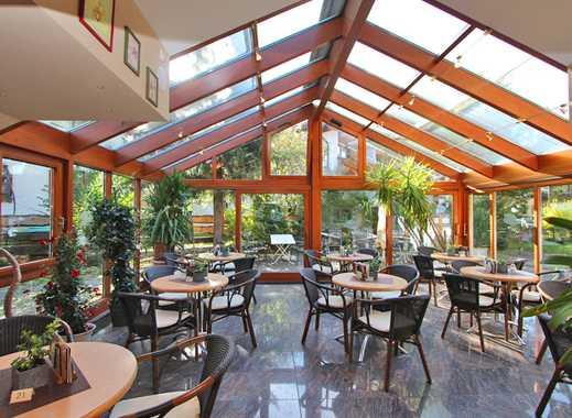 Zentrumsnahes Café in Oberstaufen