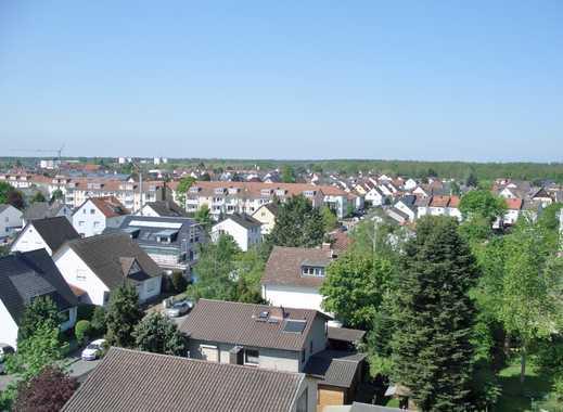 Mörfelden-Walldorf Tolle 3,5 Zimmer-Wohnung mit Fernsicht
