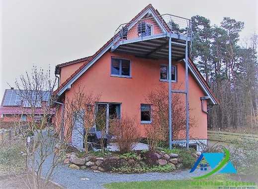 + Maklerhaus Stegemann + Haus mit 5 Ferienwohnungen am Waldrand in Glowe