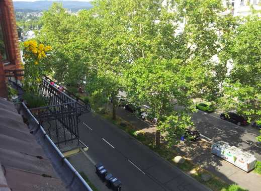 Himmliche 3 Zimmer Dachgeschosswohnung in Innenstadtlage mit Blick ins Grüne