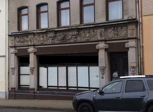 Preiswertes teilsaniertes Wohn- und Geschäftshaus zur individuellen Gestaltung in Reichenbach