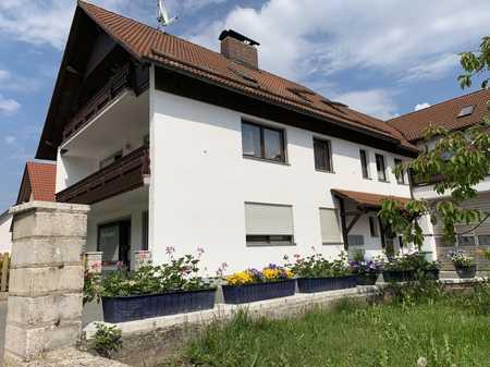Schöne 4-Zimmer Wohnung mit großen Balkon zu mieten in Schönsee