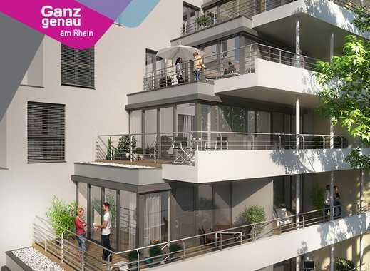 2 Zimmer Neubauwohnung in bester City-Lage