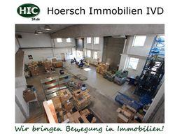 240 m² Halle mit 6 Meter Höhe
