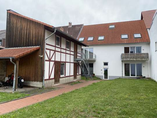 Attraktives Mehrfamilienhaus mit 5,95% Rendite im Zentrum von Nörten-Hardenberg