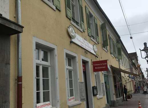 Traditionsreiches Lokal mit kleinem Hotel