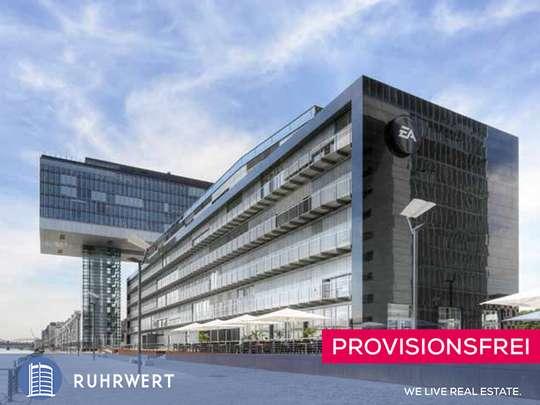 Teaser von Ih neuer Standort im Rheinauhafen: Exklusive Büros mit Rheinblick !!