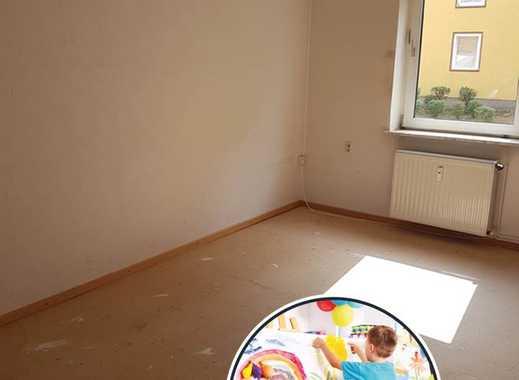 2-Zimmer-Wohnung selber renovieren und 2 Klatmietfrei erhalten