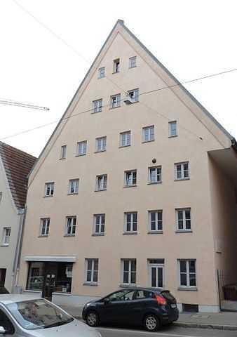 2 ZKB in der Augsburger-Innenstadt in historischem sanierten Gebäude (LG/W9) in Augsburg-Innenstadt