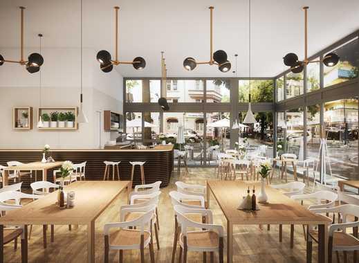 Restaurant in gefragter Lage im Offenbacher Nordend - mit großer Terrasse