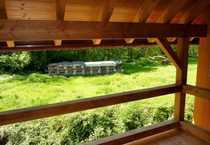 Einzigartiges Holzhaus in schöner Lage