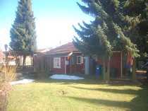 Holzhaus am nördlichen Elmrand