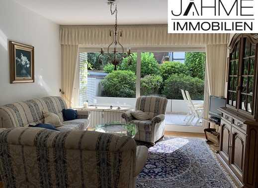 2-Zimmer-Wohnung mit großem Sonnenbalkon, Einbauküche in gehobener Wohnanlage zu vermieten!