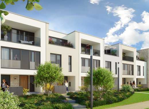 Neubau-Stadthäuser im PARK LINNÉ - CRIOLLO