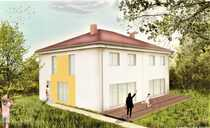 Provisionsfrei NEUBAU Doppelhaushälfte Stadtvilla