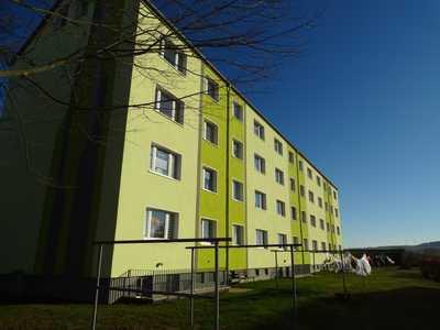 Erstbezug nach Renovierung! Geräumige 3-Raum-Wohnung im ländlichen Eppendorf/Sachsen