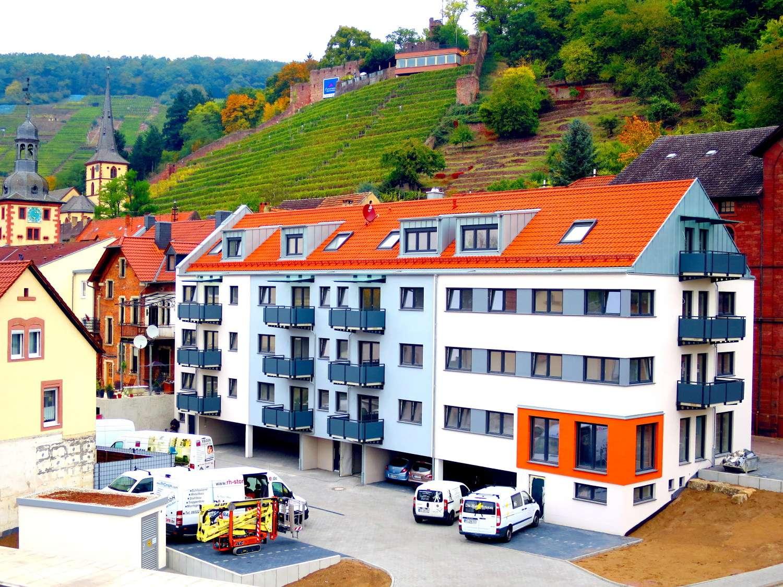 Neubach, Klingenberg, Südspitze