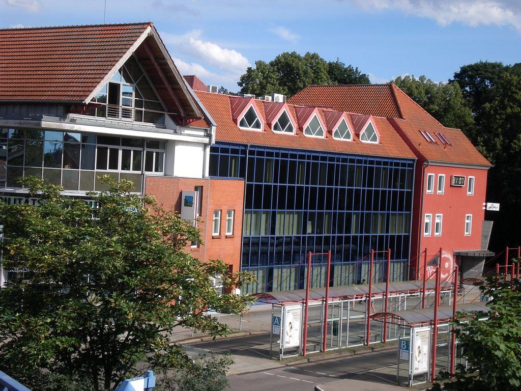 Ansicht Budbahnhof