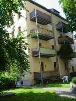 2-Raumwohnung mit Balkon in ruhigem