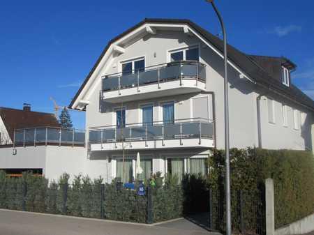 Traumhafte Maisonette-Wohnung mit Garten und Dachterrasse in Untermenzing (München)