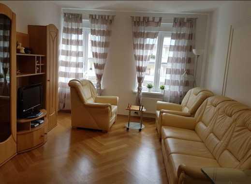 Kernsanierte 3 Zimmer Wohnung mit Balkon - ruhig grün zentrums- und messenah