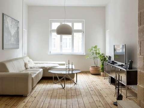 Tolle Altbauwohnung mit Dielen, 4 Zimmer, Balkon