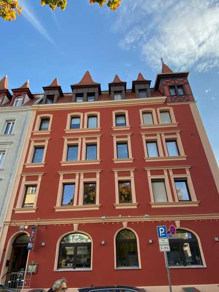 Stilvolle 2,5-Zimmer-Wohnung mit EBK in Johannis in Bielingplatz (Nürnberg)