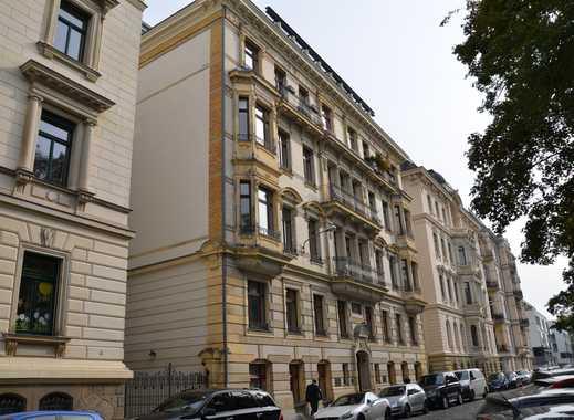 Hochwertige 4 Zimmer Wohnung in Stadtpalais in Leipziger Bestlage im Musikerviertel