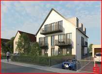 3-Zimmer-Neubauwohnung mit Balkon in ruhiger