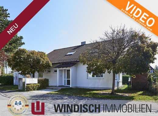 WINDISCH IMMOBILIEN - Einfamilienhaus in Puchheim mit Praxisfläche zum Umbau