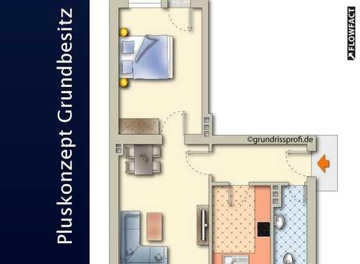 Frisch sanierte 2-Zimmer Wohnung