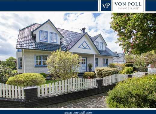 Rarität! Exklusive Villa mit Innenpool in privilegierter Lage von Ganderkesee