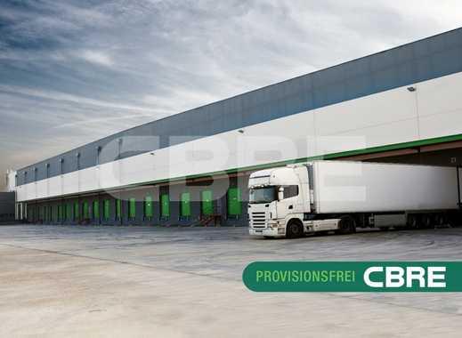 Logistikprojekt mit 40.000 m² an der A71 in Erfurt