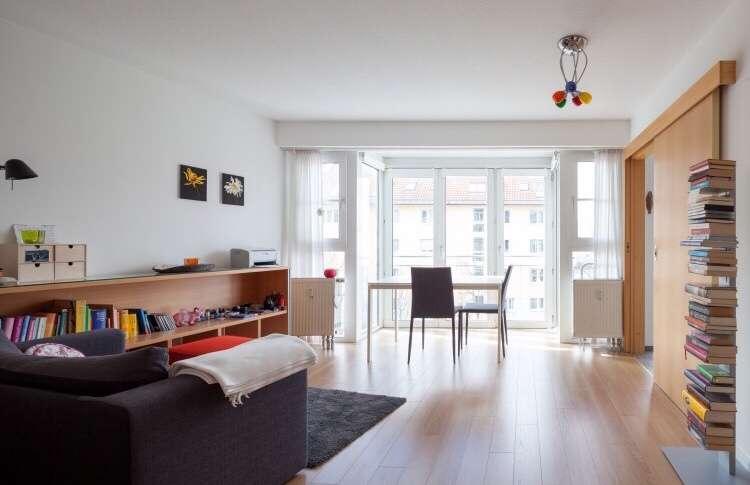 **Wohnen auf Zeit** Möblierte, gepflegte 1-Zimmer-Wohnung  für 6 Wochen in Sendling, München in Sendling (München)