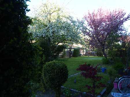 Attraktive Maisonette-Wohnung mit eigenen Garten in Bad Abbach