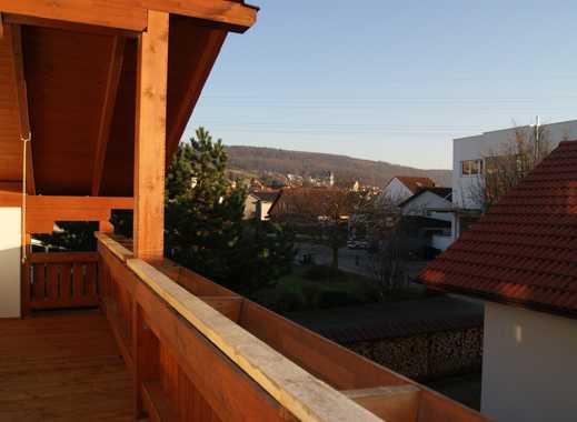 3-Zimmer-Wohnung mit Balkon und Einbauküche in Leimen Zenrum