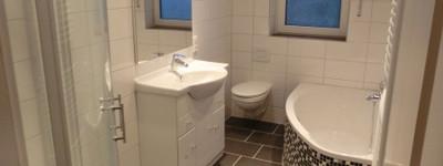 Großzügige Wohnung auf 125 qm in Porta Westfalica / Hausberge mit Balkon und Loggia