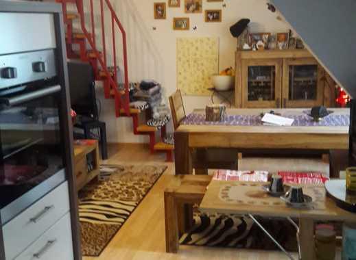 Attraktive 3,5-Zimmer-Maisonette-Wohnung mit EBK in Zeiskam