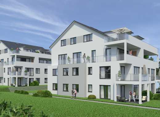 Neubauprojekt, Wohnen am Fuß der Burg Staufeneck, gehobene Ausstattung mit Aufzug! Wohnung 3 / EG