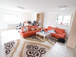 Wohnzimmer/Büro OG
