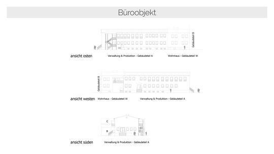 Büroobjekt