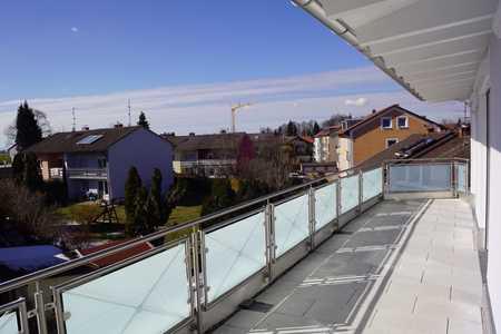 *Erstbezug* exklusive 3-Zimmer-Penthouse-Wohnung in Traunstein in Traunstein