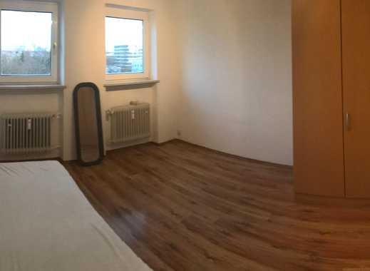 Zimmer für Wochenend Heimfahrer/ Pendler (Mo-Fr) in 2-er WG, zentral