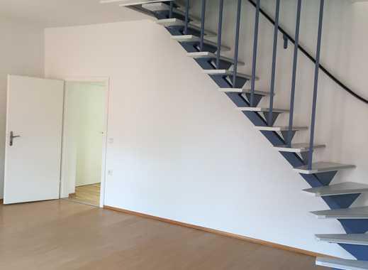 Modernisierte und helle 3-Zimmer-Maisonette-Wohnung in Gransee