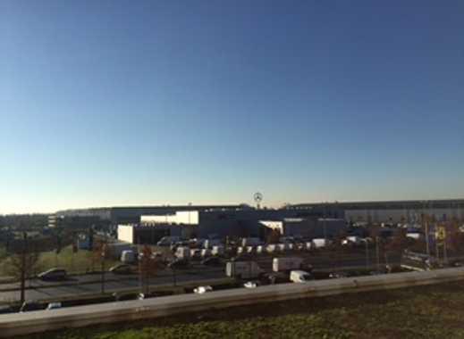 Büroetage mit Weitblick: 575 m² Nutzfläche mit bester Autobahnanbindung!
